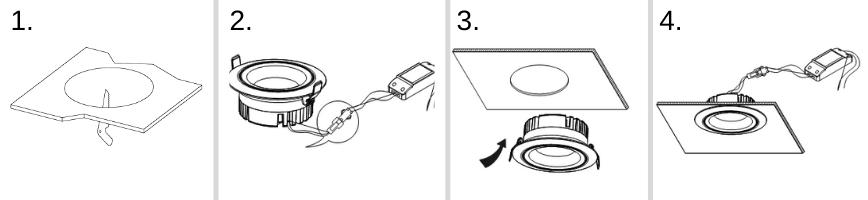 Mielessä LED-lampun vaihtaminen – lue tämä ensin