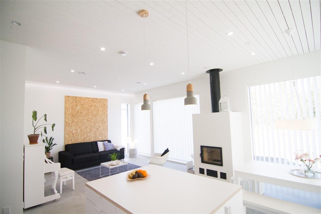 Focuslight Basic led-kattovalaisin/led-plafondi