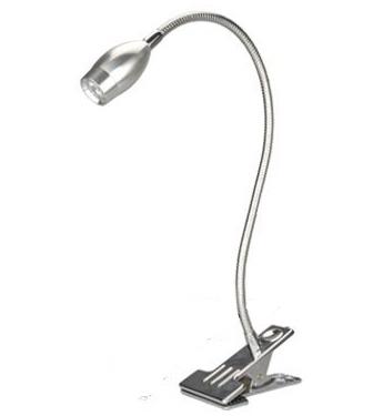 LED-Lukuvalo RIID, katkaisijalla, COB, 3W, 350lm, 2m johto pistokkeella