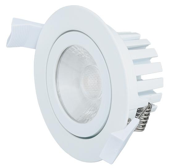 LED-alasvalot sopivat monenlaisiin tiloihin kuten keittiöön, eteiseen ja toimistoon.