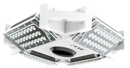LED-Hallivalo CO, 200W, 28000lm, IP65, Philips LED, MeanWell