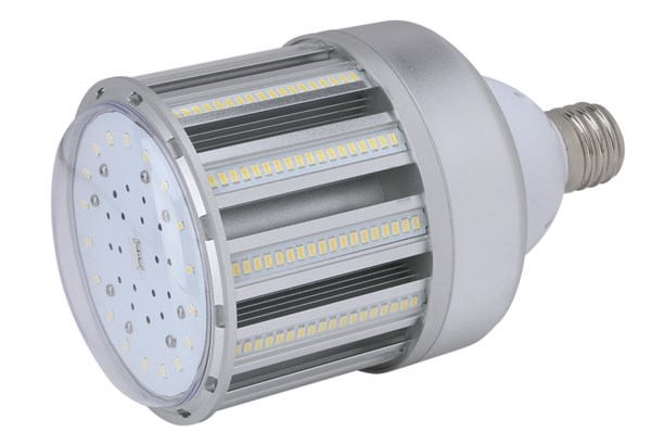 LED-E40, 8800lm, 80W, 360°, ⌀146x275mm, IP64, Epistar LED