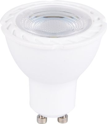 LED-GU10, 560lm, 7W, Avauskulma 38°, COB, 50*58mm