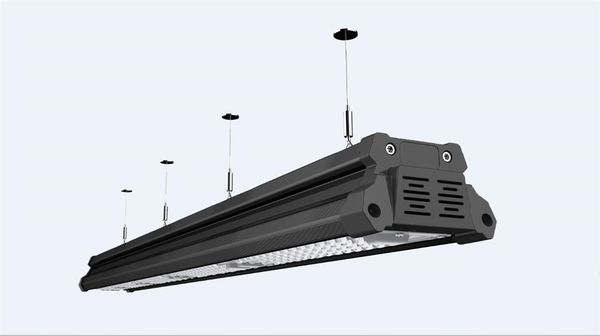 LED-Teollisuusvalo  Hallivalaisin, 25000lm, 200W, IP65, 1218mm, Philips LED, MeanWell