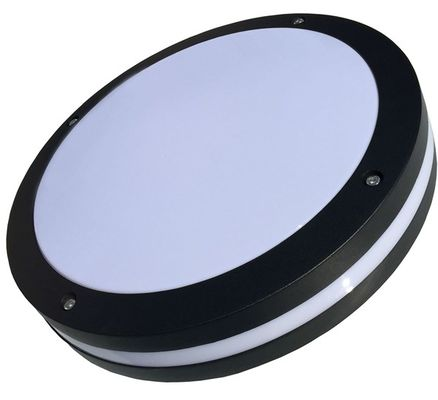 LED-Ulkovalo, 20W, 1400lm, 30090mm, IP65, musta