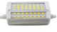 LED-R7S, 118mm, 2550lm, 25W, Avauskulma 200°, Samsung LED